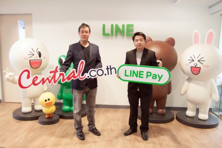 Dr. Ton [COL] and Prapakorn [LINE Pay]