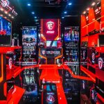 MSI OPENING SHOP & FIRST BLOOD