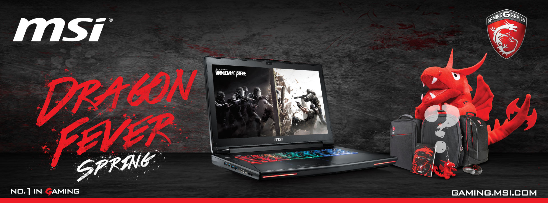 MSI Gaming Notebook GL - GP Series