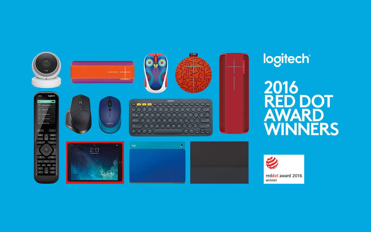 Red Dot 2016 Product Design Awards