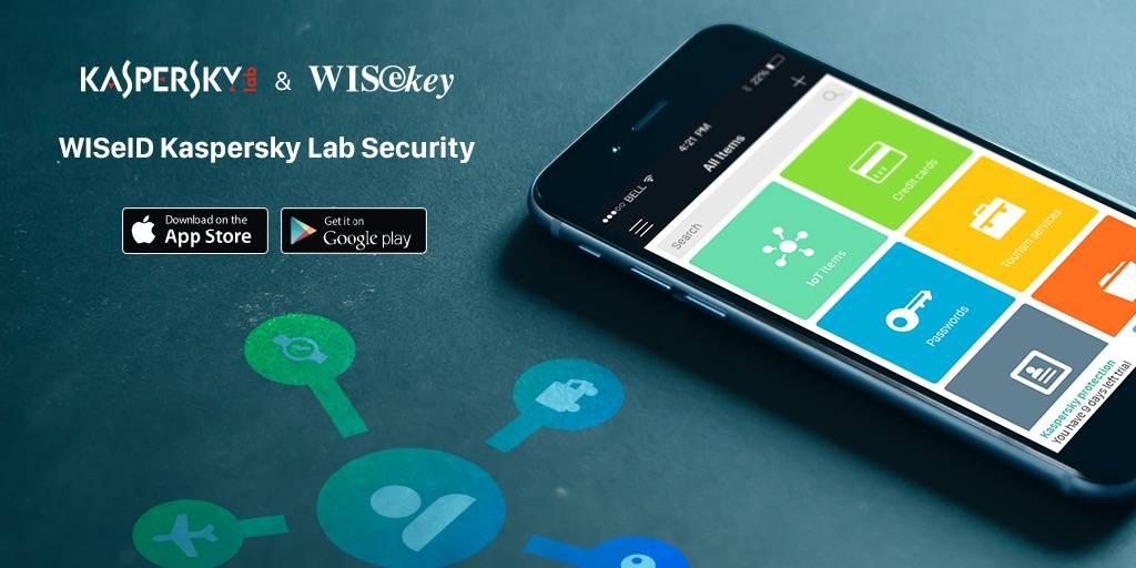 WISeID Kaspersky Lab Security