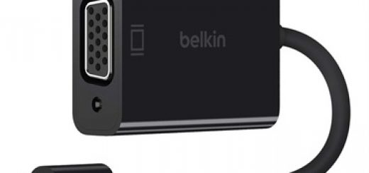 Belkin USB-C to VGA Adapter แปลง USB-C เป็น VGA
