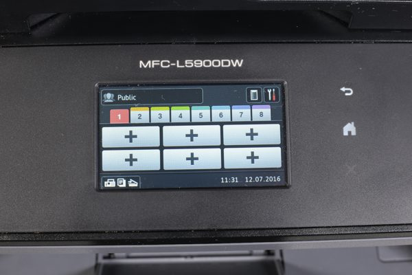 Brother MFC-L5900DW