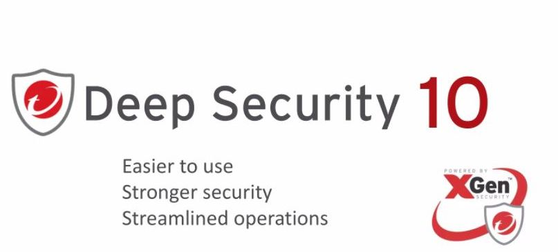 Trend Micro Deep Security 10