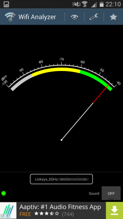 Wifi Analyzer
